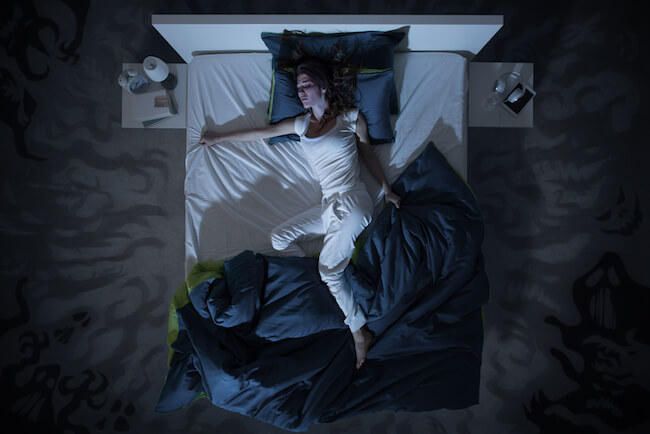 Common dream meanings include some related to nightmares