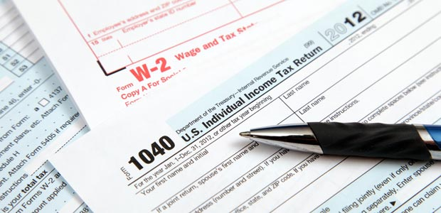 Self Employment Tax Forms