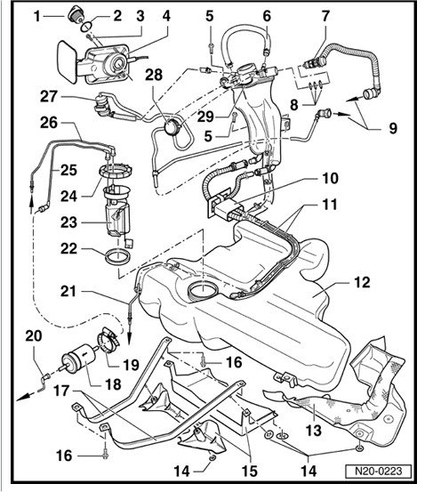 2002 vw gti engine diagram html
