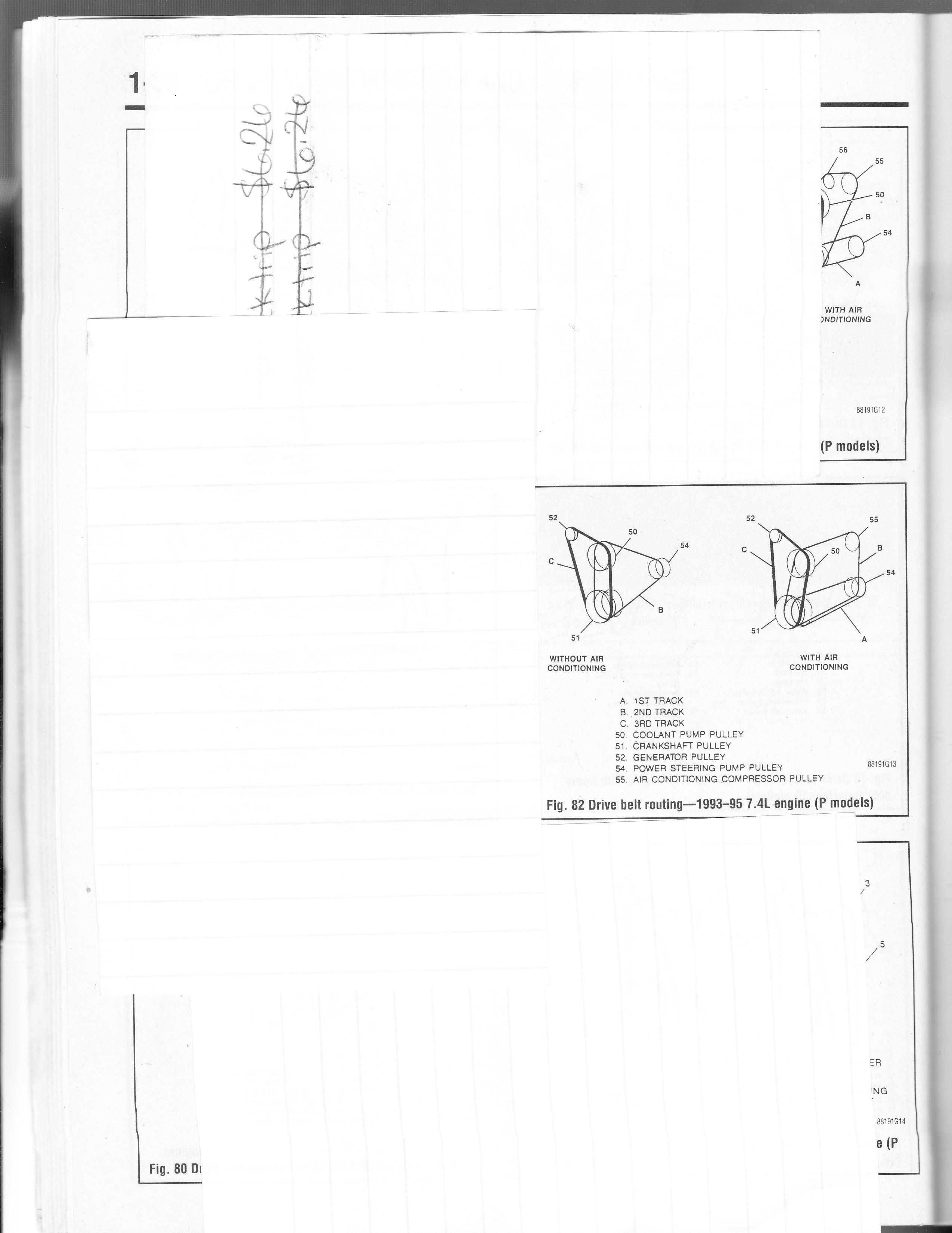 Chevy 454 Belt Diagram Motorhome Manual Guide