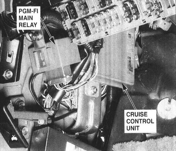 Injector stuck open and fuel pump won't shut off. 1998 Acura Integra