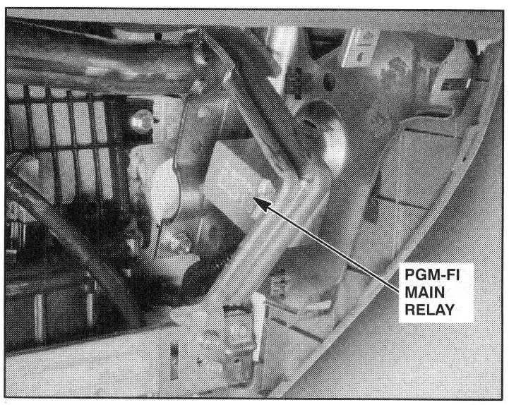 1995 Honda Civic Main Relay - - 1995 Honda Civic Main Relay
