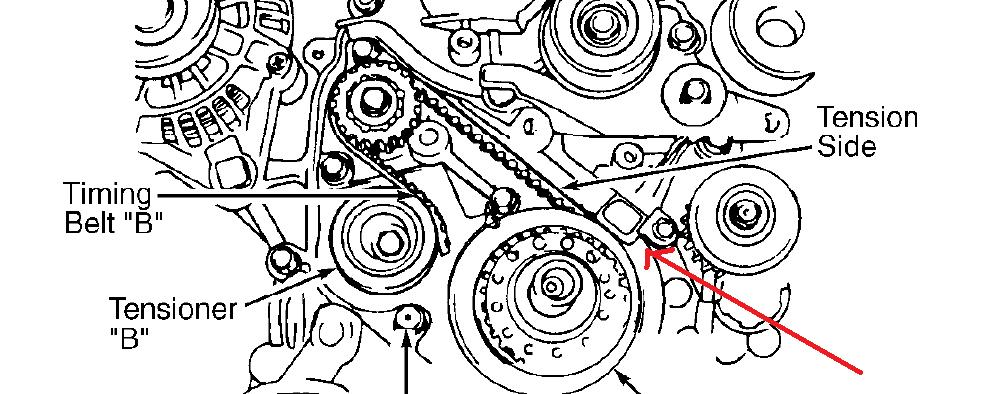 where is the crankshaft position sensor on a 2004 hyundai