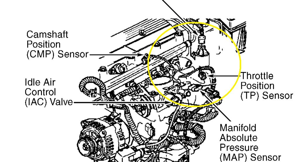 chevy malibu 2 4 twin cam engine diagram