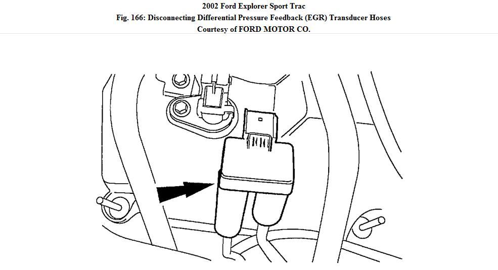 ford explorer vacuum line diagram  ford  free engine image