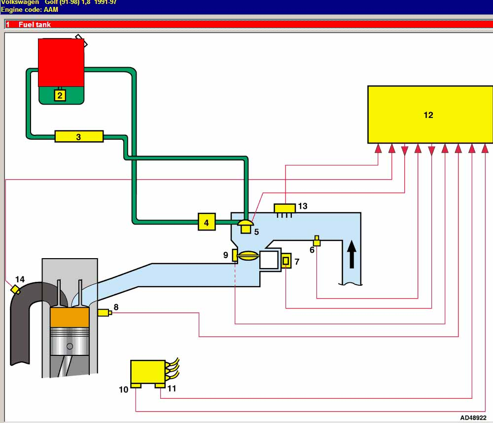 volkswagen mp9 motor vw ecu wiring diagram: i have 1994 vw golf gl,1 8 we a