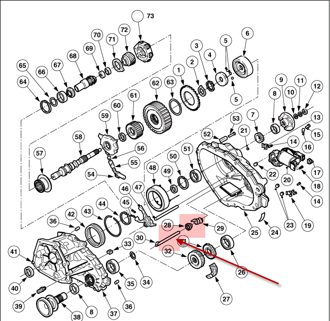 2000 ford explorer transfer case diagram  2000  free