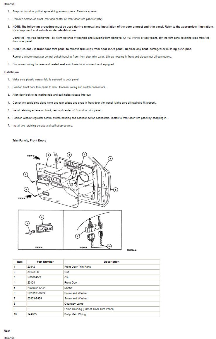 2009 Lincoln Mkx Repair Manual Today Guide Trends Sample 2008 Fuse Box Diagram 2012 2007 Interior