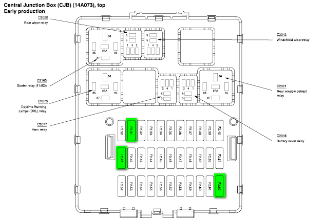 2006 ford focus zx3 fuse box diagram ford focus 2 fuse box diagram i own a 2006 zx3 ford focus. about 3 years ago i ...