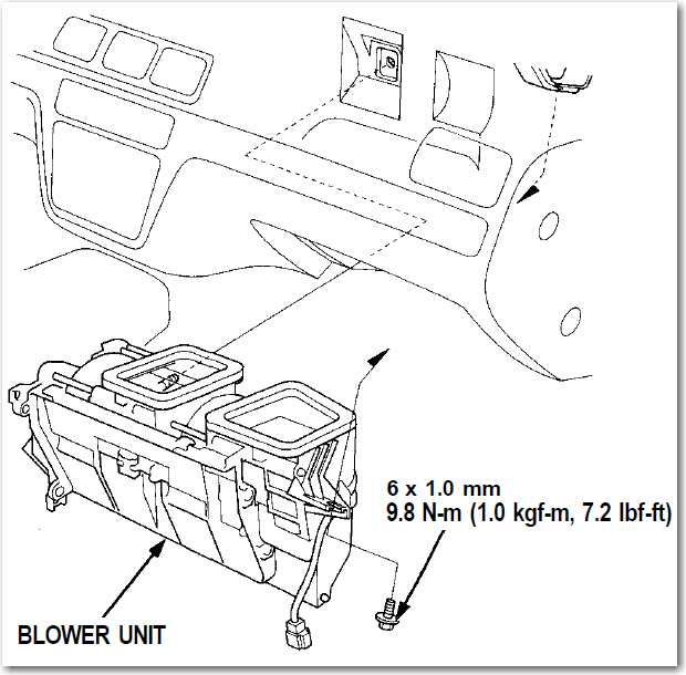 1997 k1500 blower motor wiring diagram 1997 acura tl blower motor wiring the blower motor for the heat/ac sometime comes on right ...