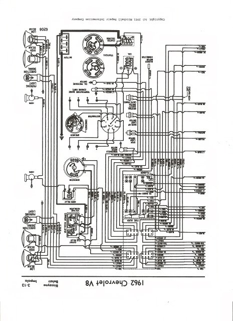 62 nova wiring diagram chevy van wiring diagram wiring diagrams chevy impala i need a complete wiring diagram graphic