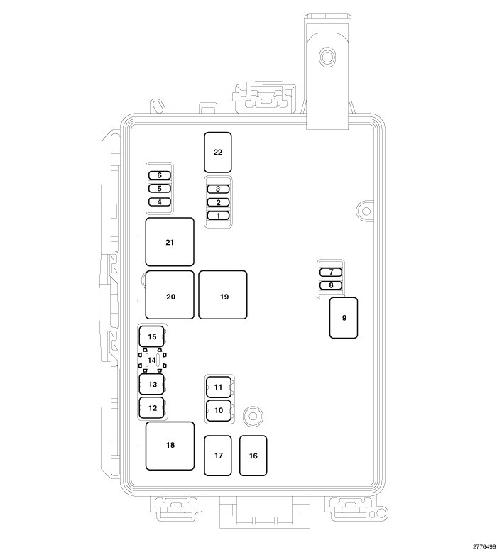 2008 dodge charger fuse box diagram html