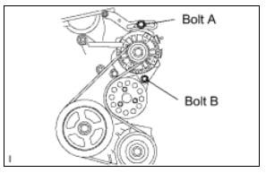 looking for diagram for serpentine belt  2006 scion xa