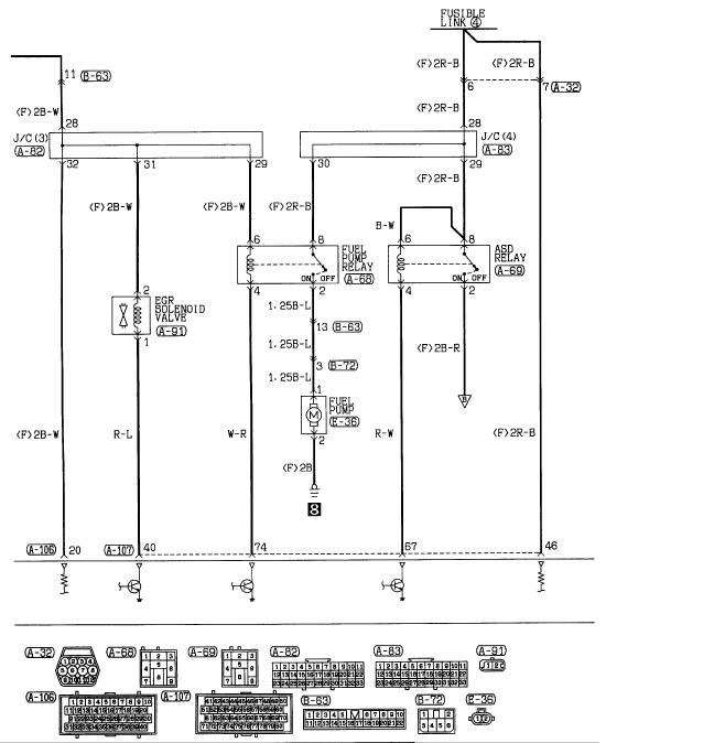 2001 mitsubishi eclipse stereo wiring diagram on 95 eclipse wiring