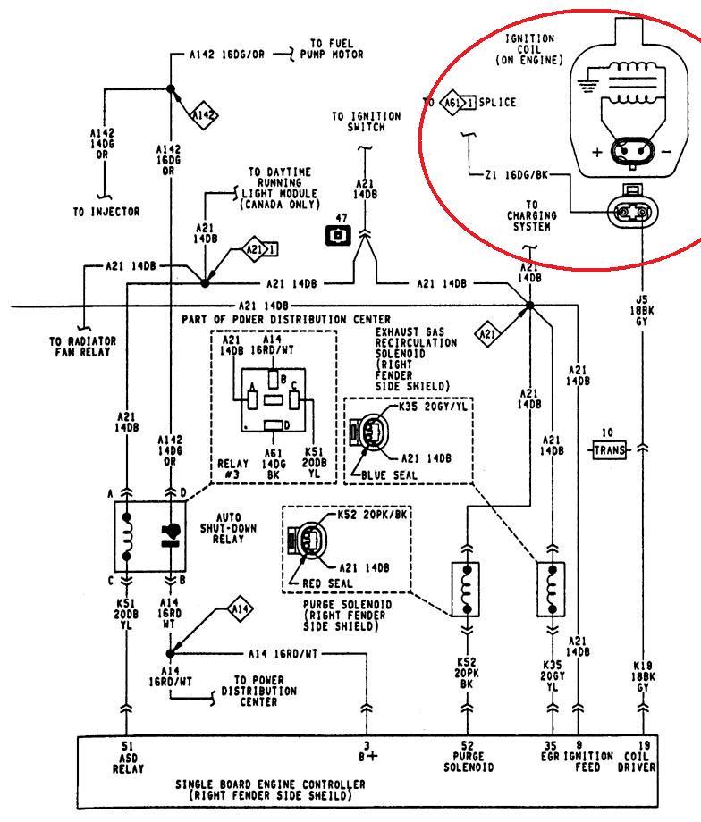 dodge ram wiring diagram 98  dodge  free engine image for