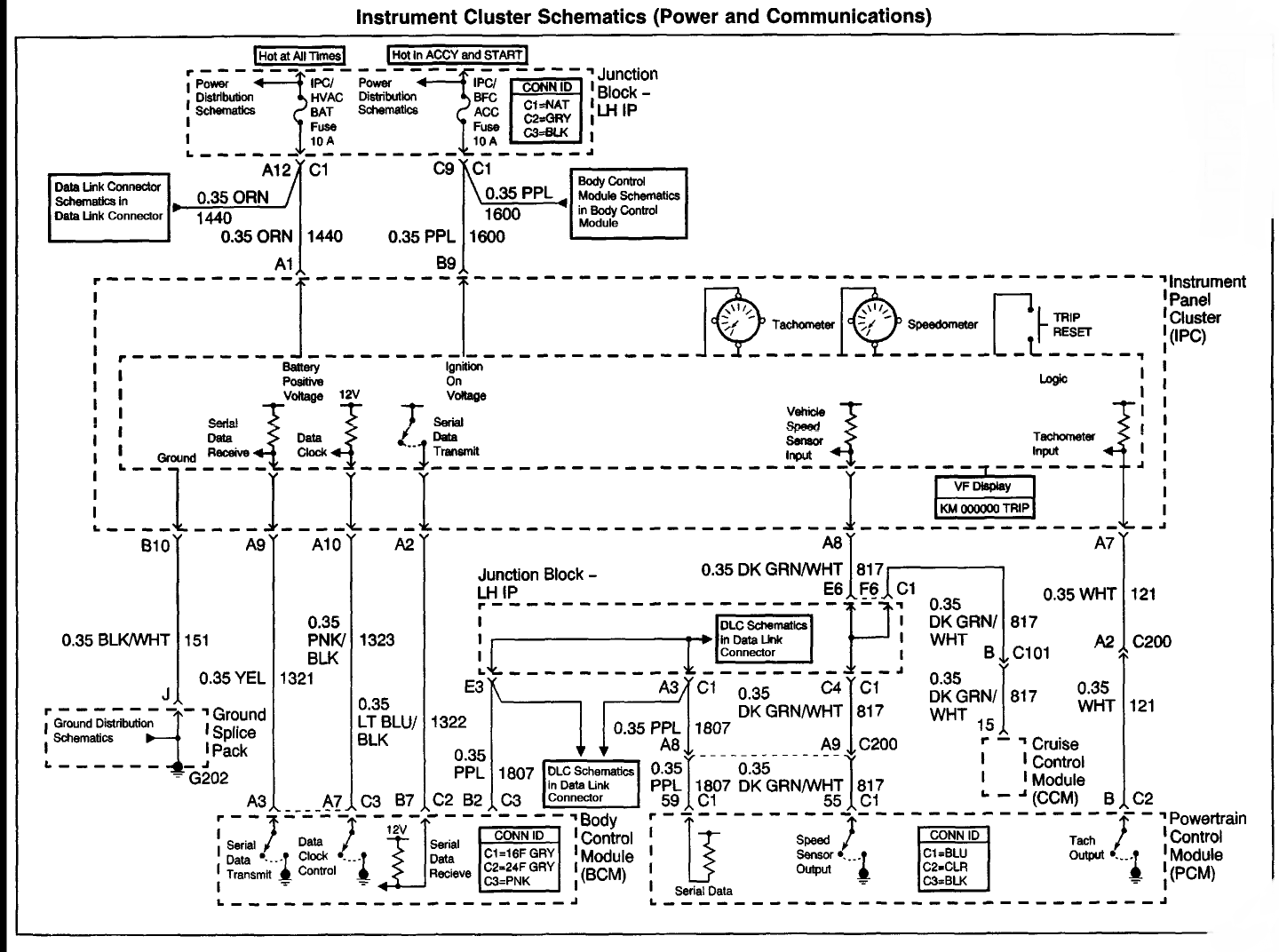 2004 Chevy Malibu Wiring Diagram