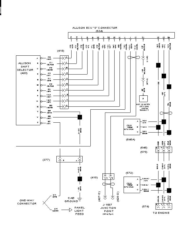 allison auto wiring diagram allison wiring diagrams online graphic graphic allison automatic transmission wiring diagram