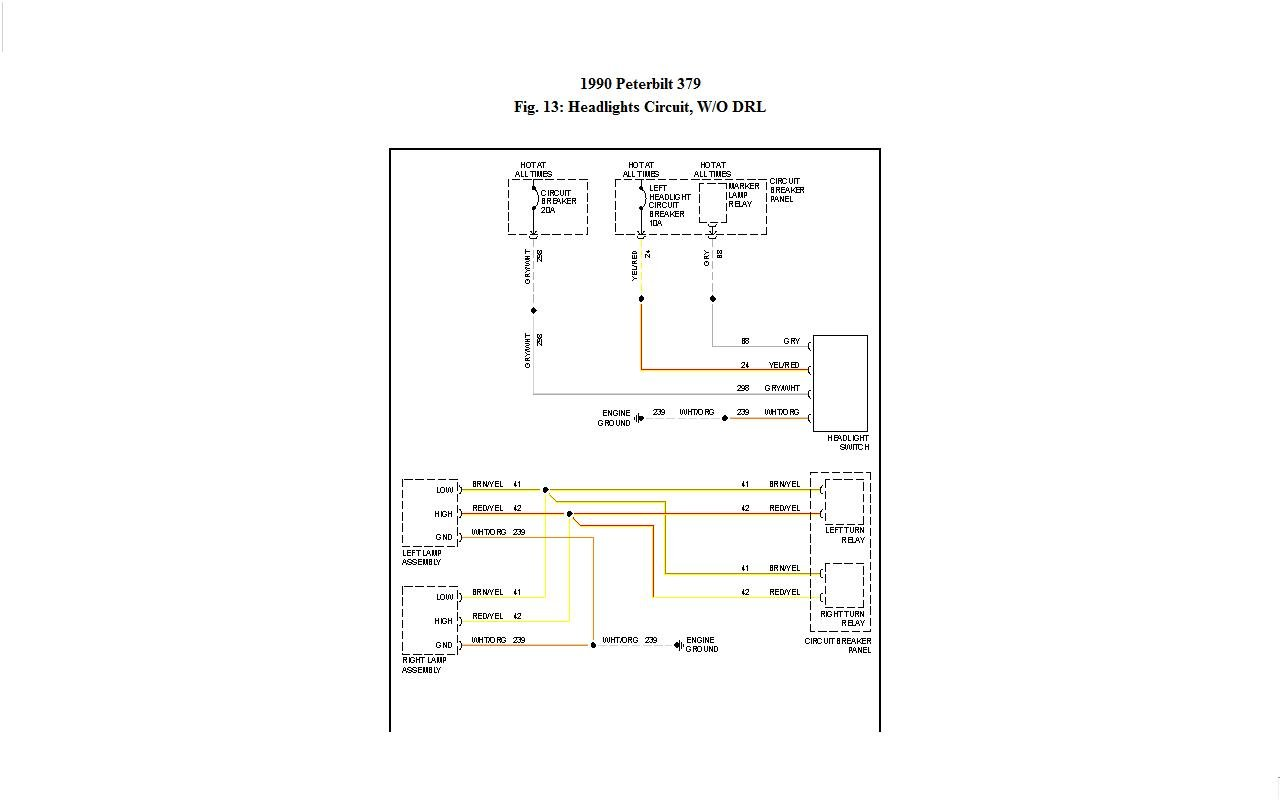 Diagram  362 Peterbilt Wiring Diagrams Pdf Full Version