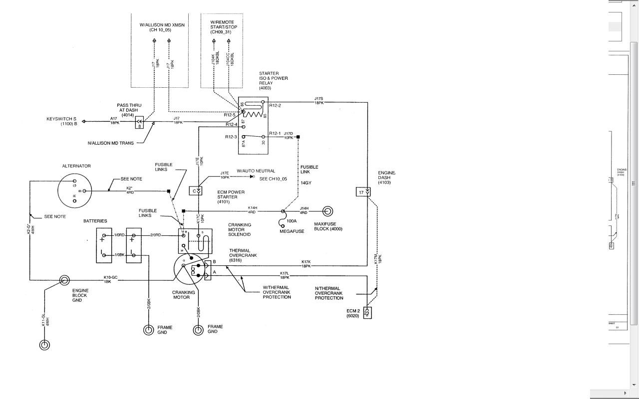 mack granite wiring diagram mack free engine image for user manual