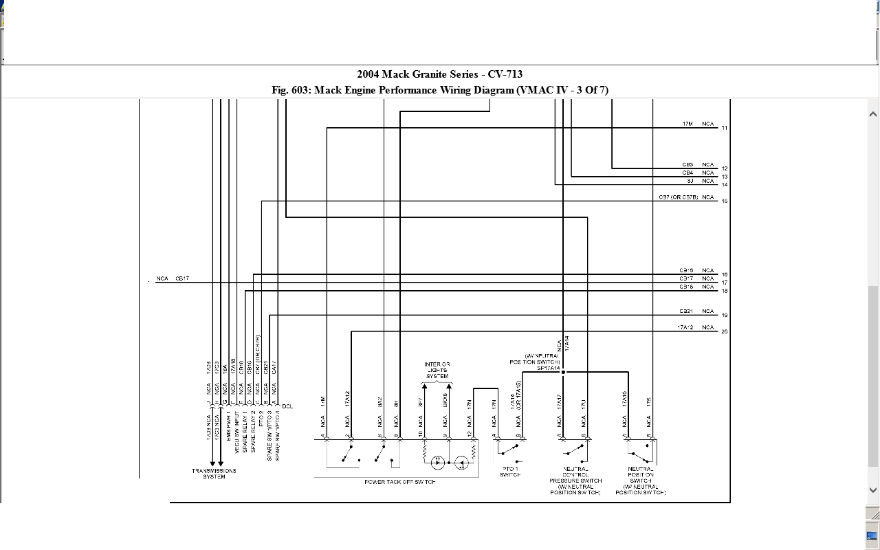 2014 02 03_043839_mack_8 wiring diagrams for mack trucks the wiring diagram readingrat net 2000 mack ch613 wiring diagram at fashall.co