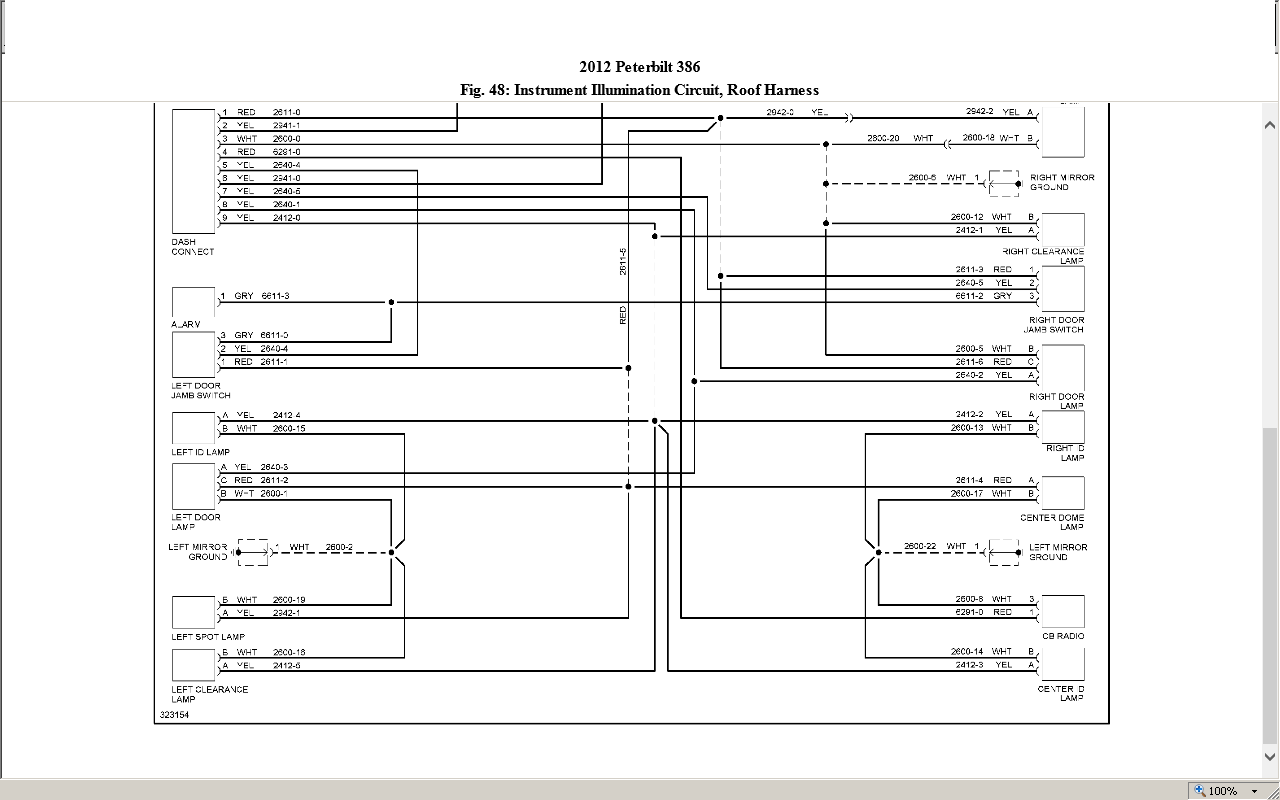 peterbilt wiring diagram wiring diagrams online 2012 peterbilt blinker