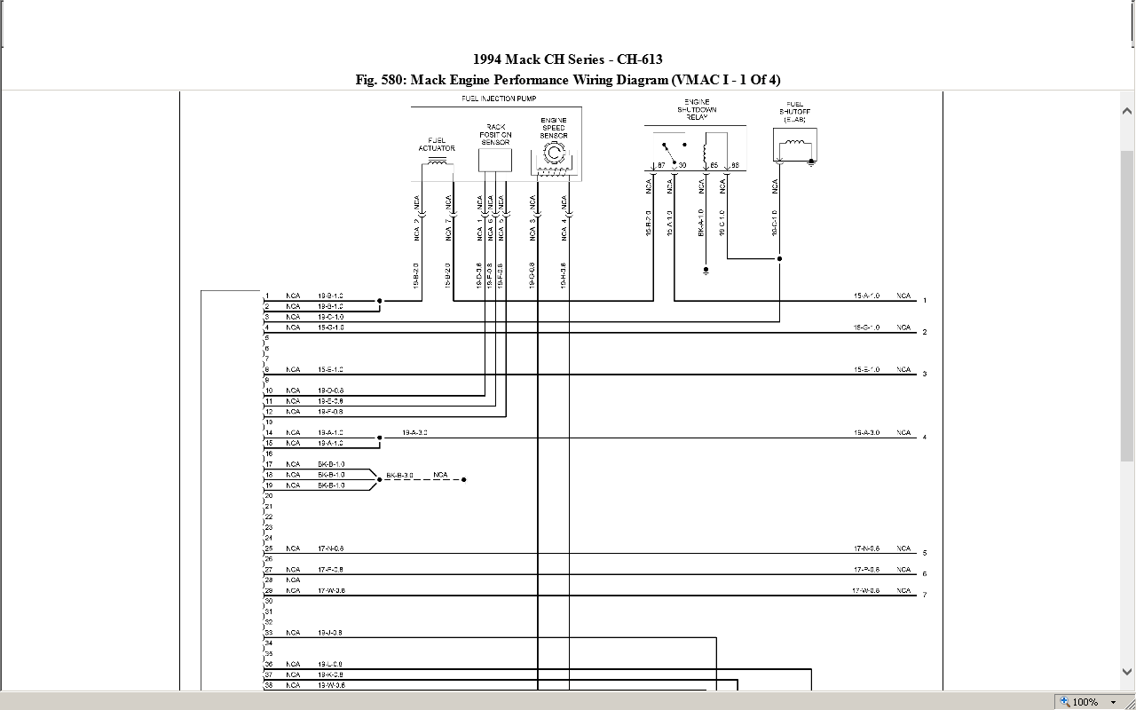 mack mp7 fuel system mack free engine image for user manual