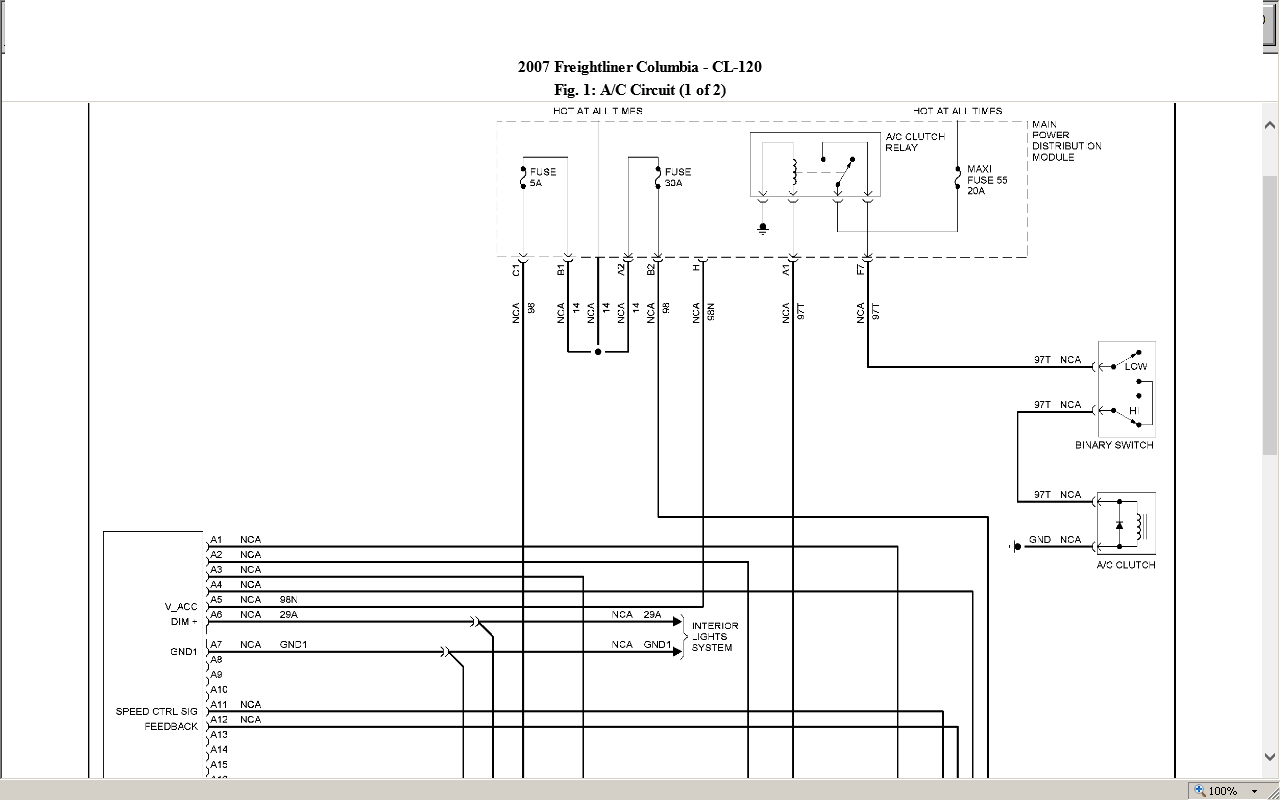 wiring diagram for 2007 freightliner columbia the wiring diagram freightliner cascadia electrical wiring diagrams freightliner wiring diagram