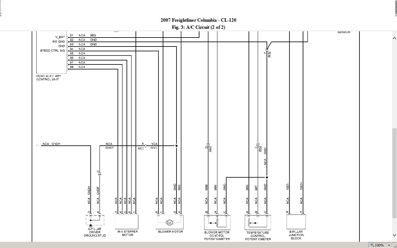 freightliner cascadia wiring diagram starter freightliner fl70 wiring diagram have a 2006 freightliner cascadia. need wiring diagram ... #12