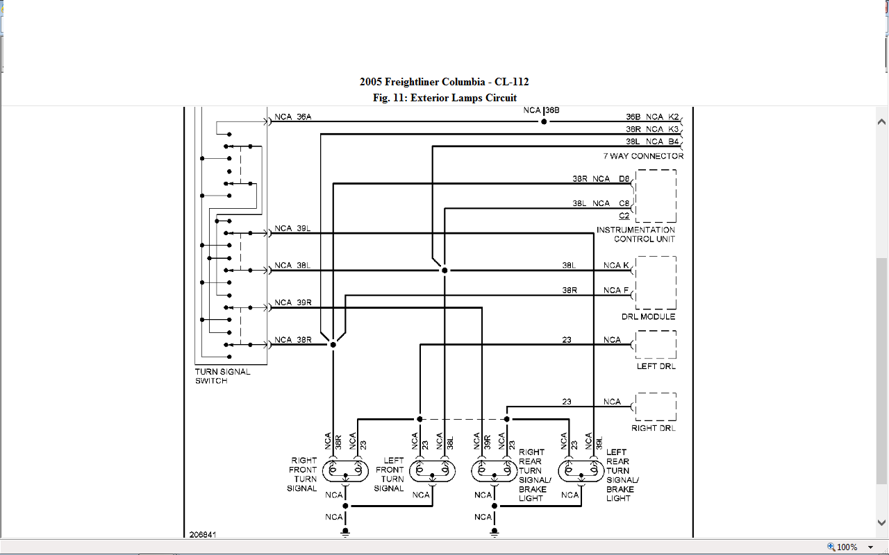 turn signal wiring diagram for 379 peterbilt get free image about wiring diagram