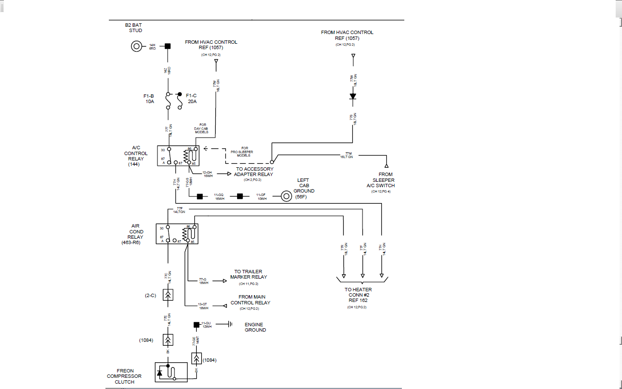 RepairGuideContent as well International 9900i Wiring Schematic further Simple Electric Shock Gun Circuit in addition Fleetwood Rv Wiring Diagram also Residential Electrical Wiring For Dummies. on international eagle wiring diagram