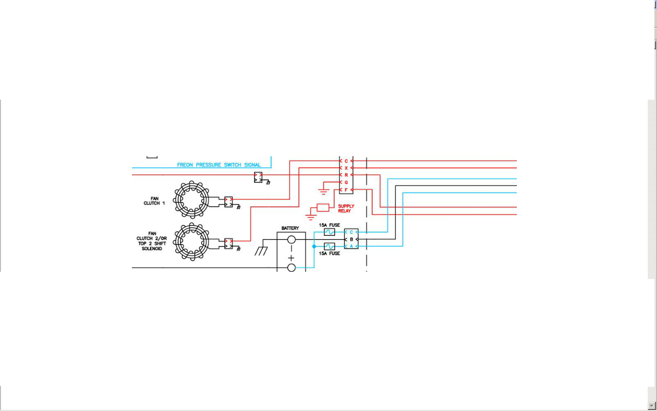 horton fan wiring diagram diagram i have n14 460e having a time horton fan clutch horton fan wiring diagrams electrical
