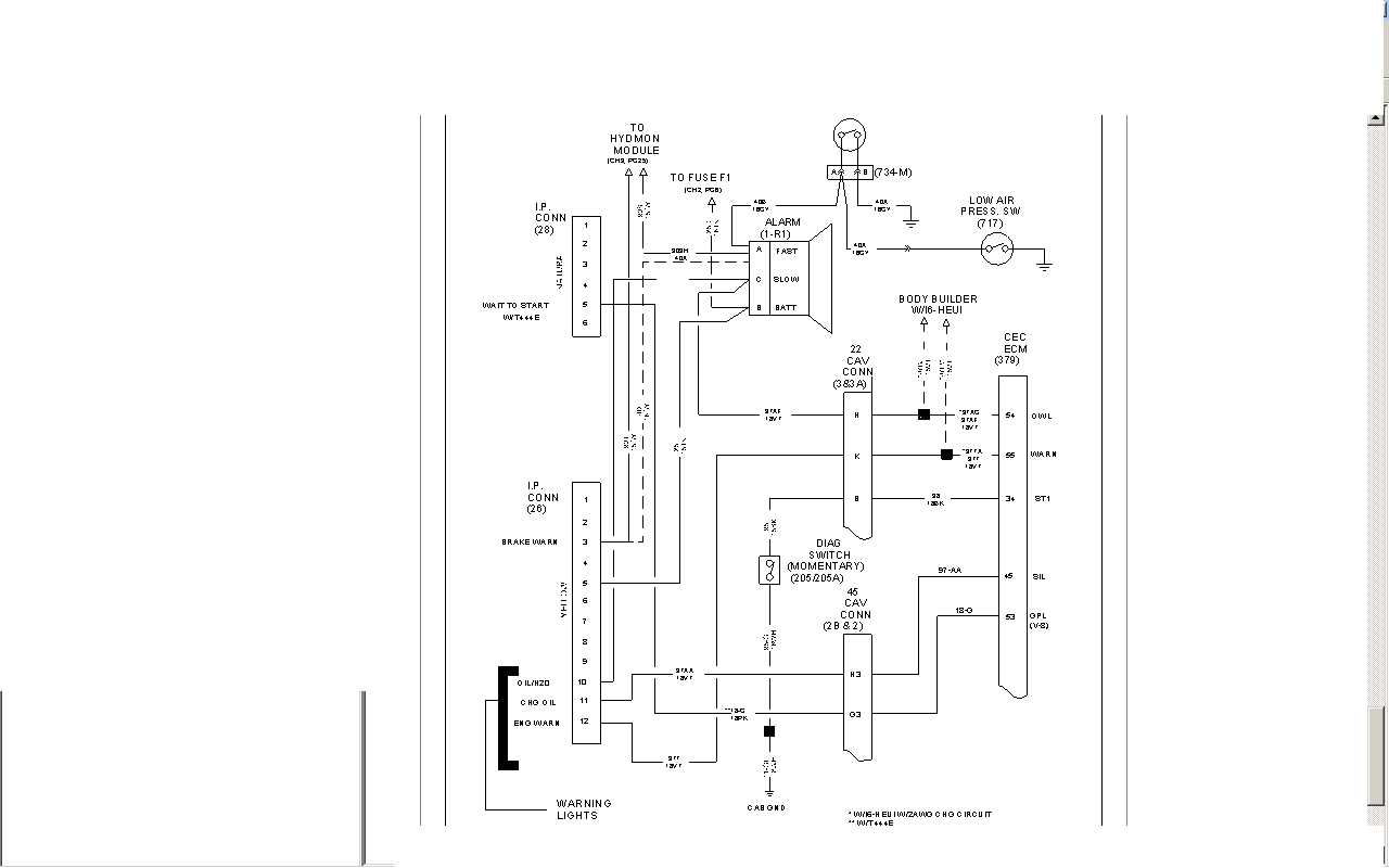 Well Semi Trailer Light Wiring Diagram On Semi Starter Wiring Diagram