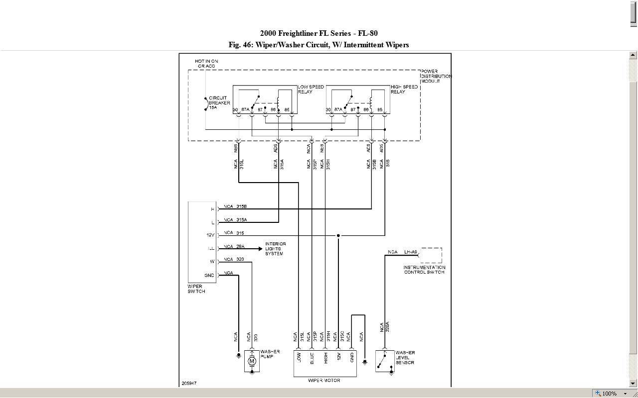 fl80 fuse box diagram i have a 2000 freightliner fl80, wipers don't work, no ... fl80 fuse box diagram