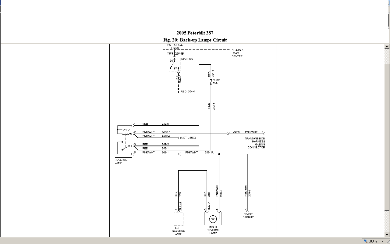 hi i a 2005 387 peterbilt with no high beam and no