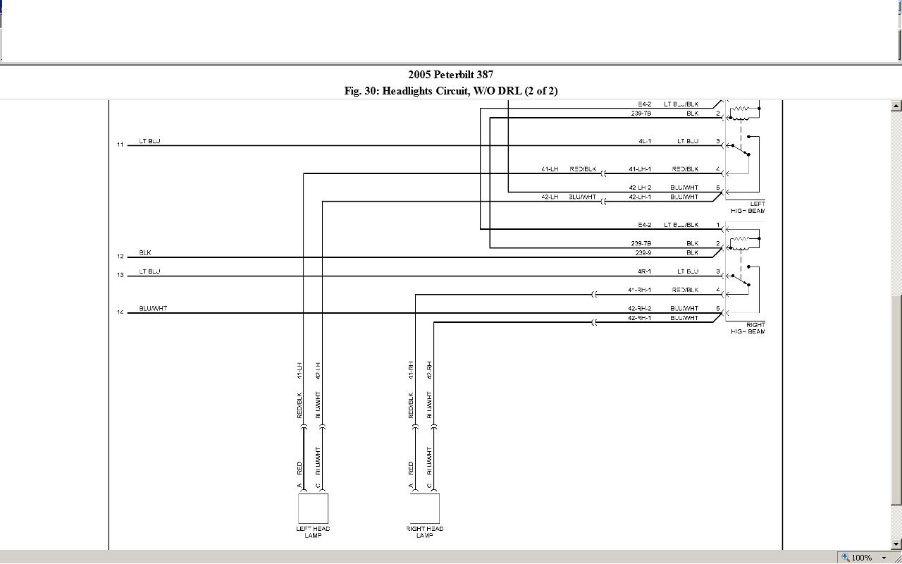 359 Peterbuilt Wiring Diagram