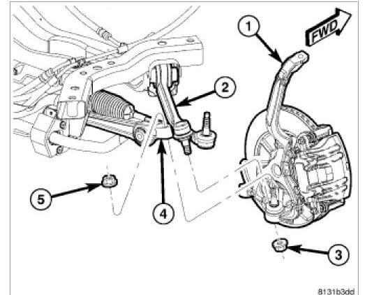 service manual  2011 chrysler 300 diagram showing brake