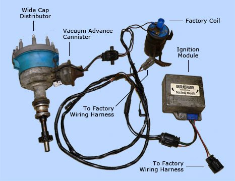 this is the second time i asked this question i have a 1966 f-100 i put a 1979 302 with a aod ... electronic ignition wiring diagram 1975 ford truck #9