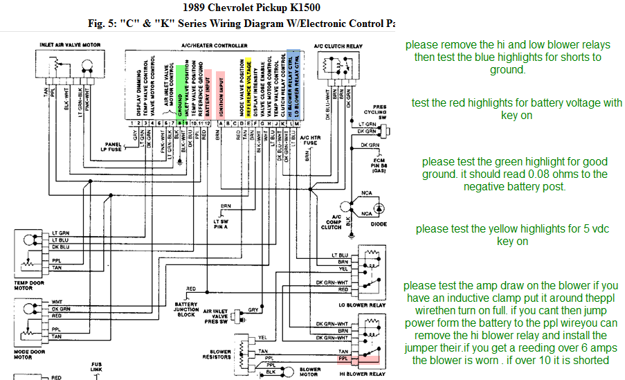 92 gmc 1500 wiring diagram 92 wiring diagrams online electrical diagrams chevy only page 2 truck forum