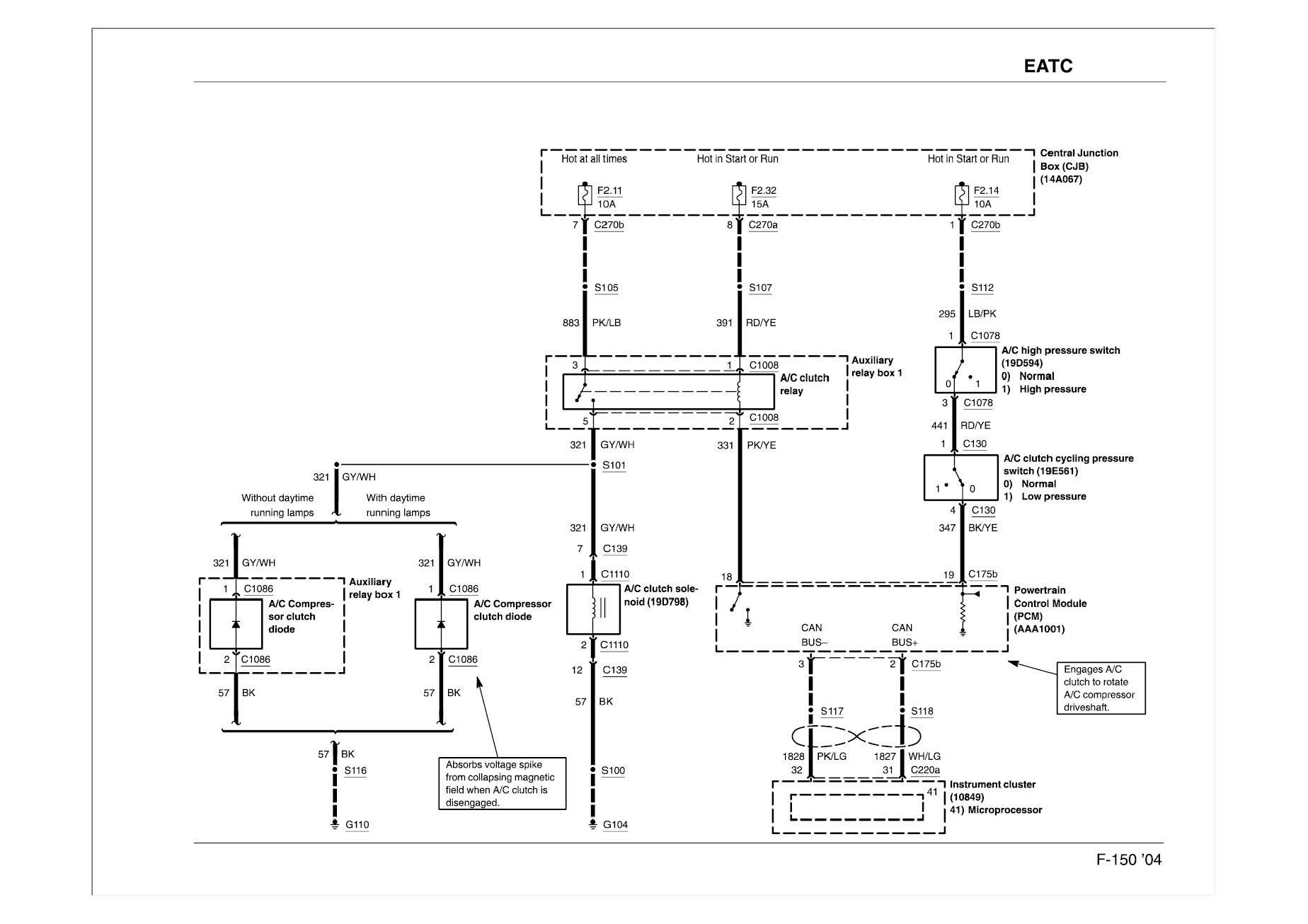Ford Ac Wiring Diagram : Ford f ac wiring diagram get free image about