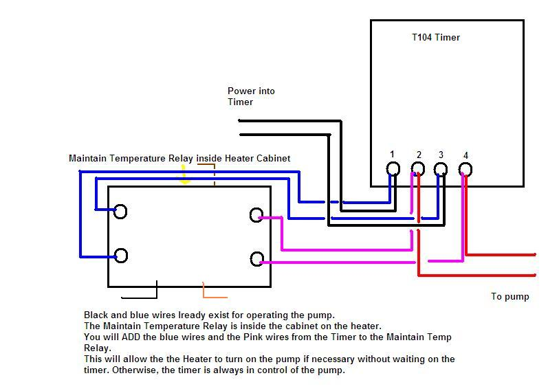 intermatic t104p pool timer wiring diagram get free image about wiring diagram