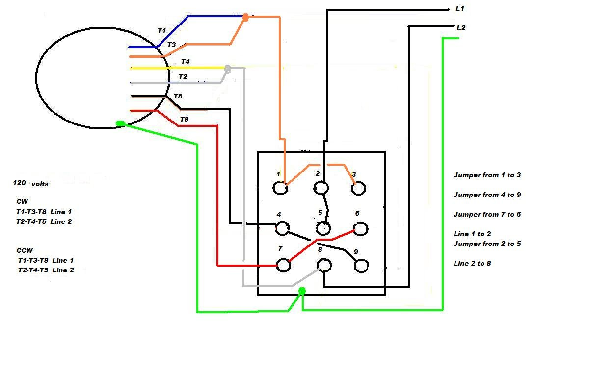 wire motor diagram y cu atilde iexcl l es la diferencia entre phase motor wiring diagram leads annavernon six lead motor wiring diagram home diagrams
