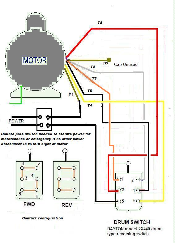 230v 3 phase motor wiring diagram - wirdig, Wiring diagram