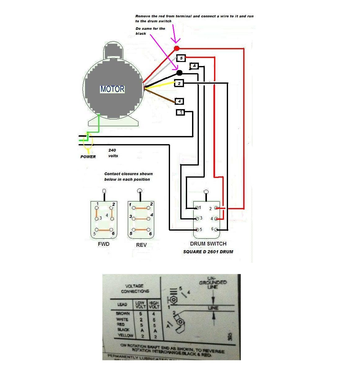 furnas reversing switch wiring diagram   38 wiring diagram