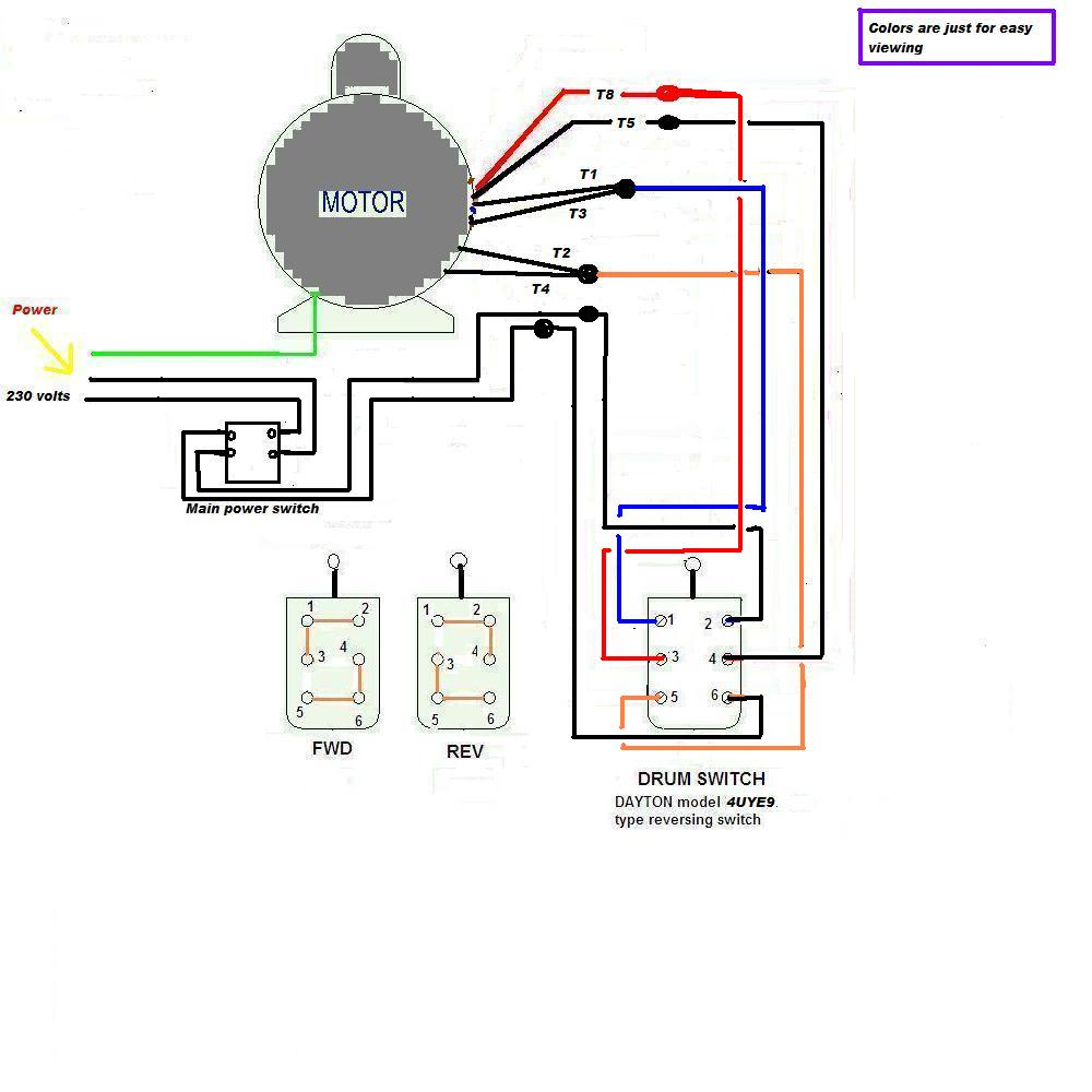 Ac Gear Motor Wiring Bodine Electric Dc Motor Wiring Diagram ... Weg W Wiring Diagram on