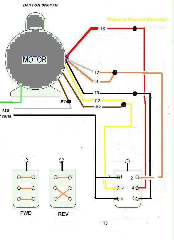 three way switch wiring diagrams one light three phase drum switch wiring diagrams i am trying to connect this single speed 8 lead 115/220 volt motor to this reversing drum switch ... #13