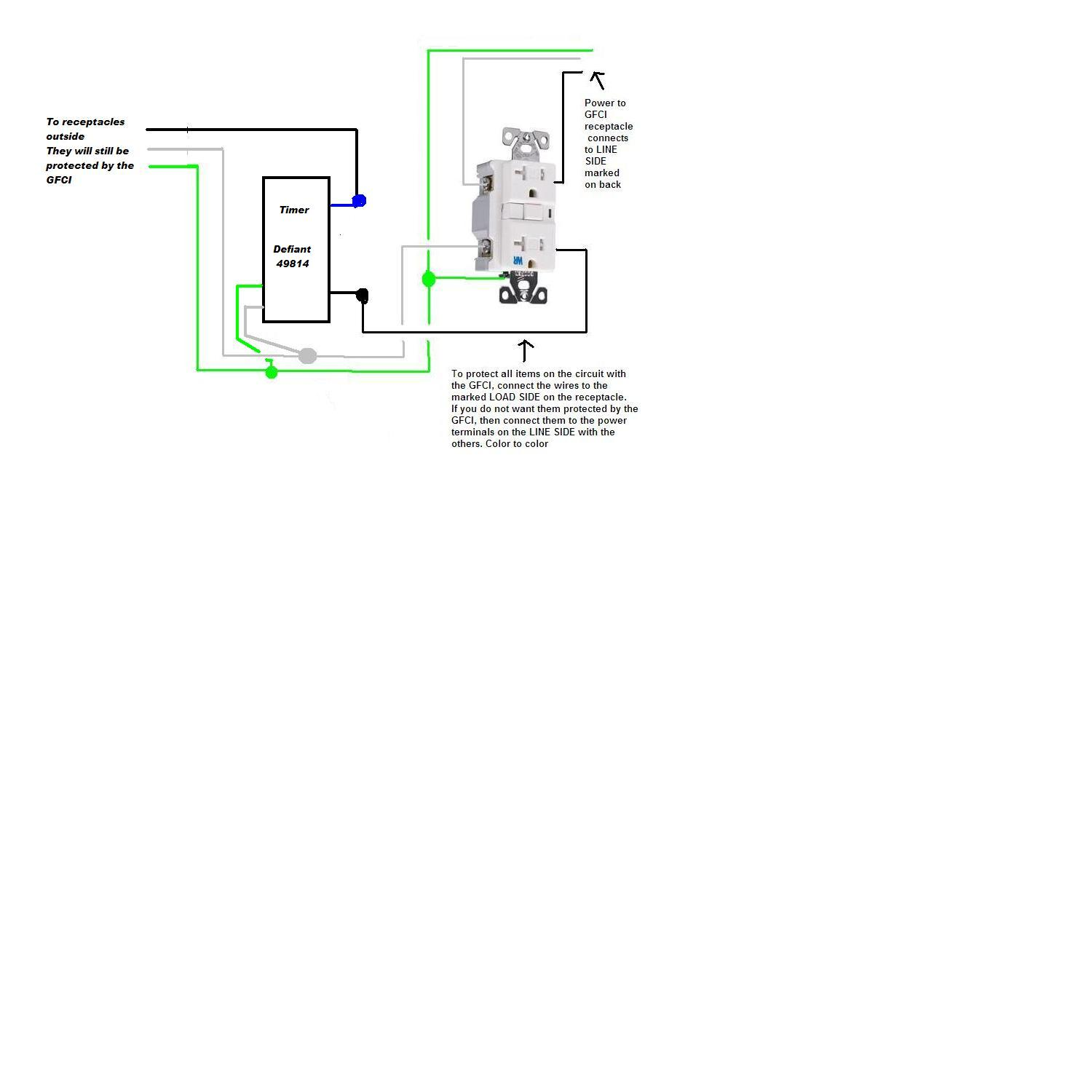 I Have A Junction Box Like This   But Would Like To