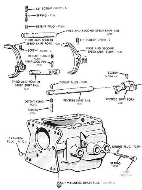 1964 Ford 289 Engine Diagram Ford F Engine Diagram Wiring Diagrams