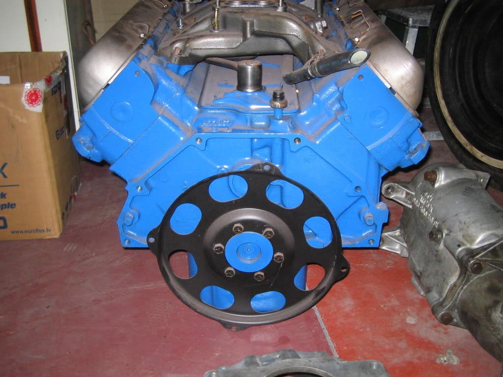 Cadillac Engine on Cadillac Eldorado 1981 368 Engine