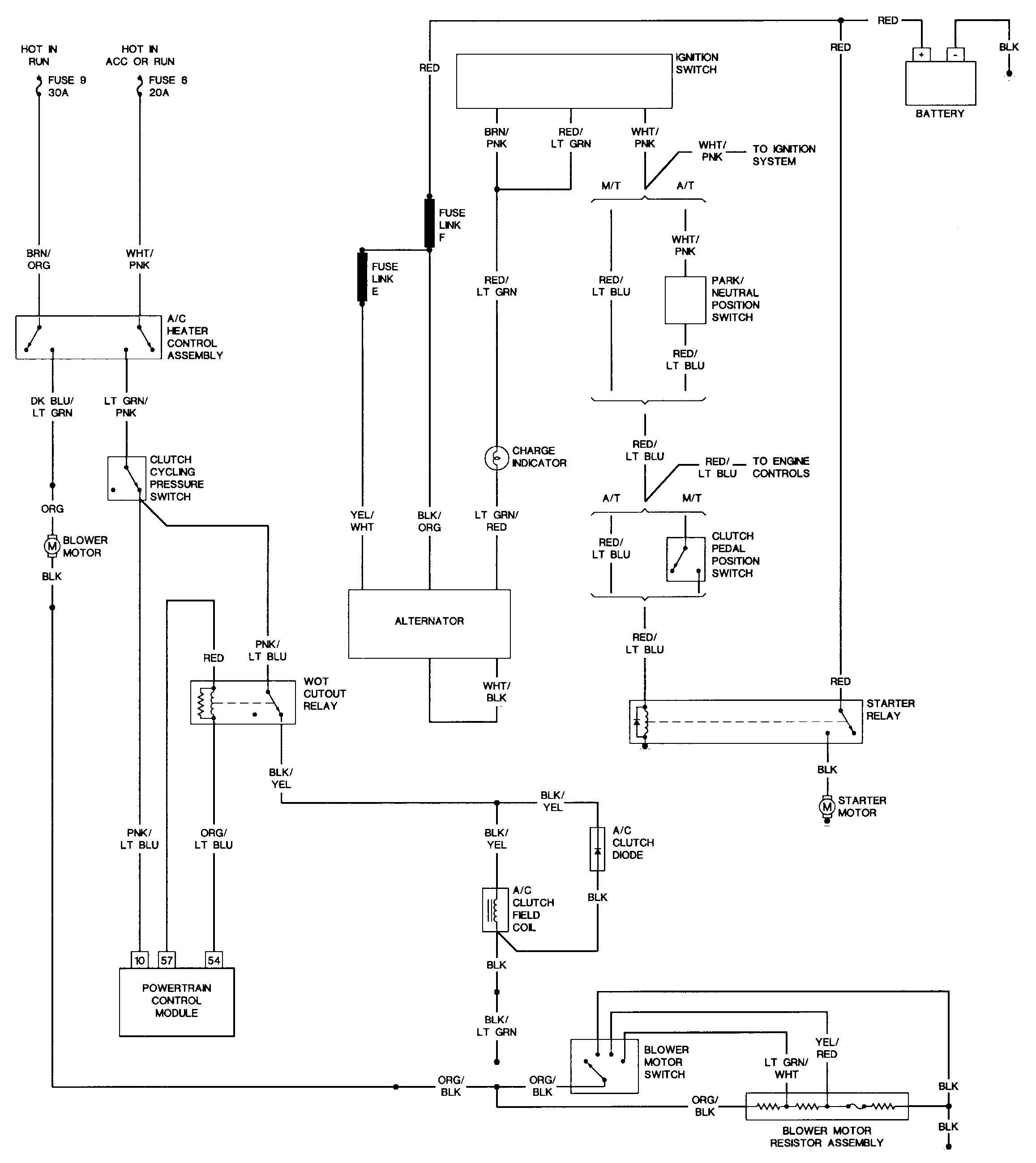 1990 mustang wiring diagram: refer 1990 mustang gt convertible 5 o  engine
