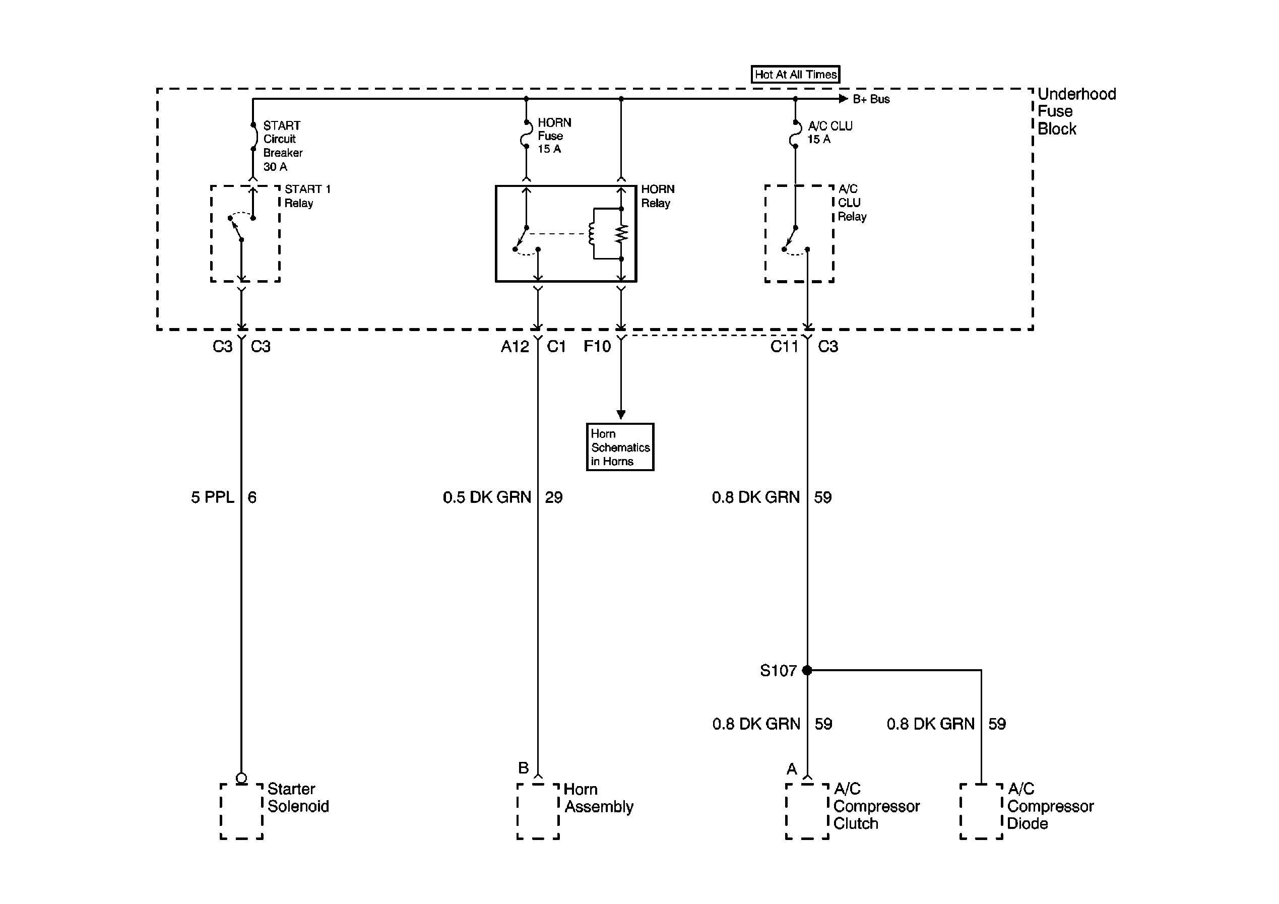 2000    Buick    Park Avenue Engine    Diagram         Wiring    Library